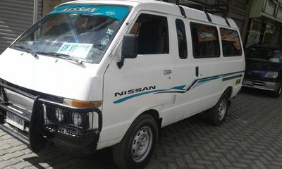 Nissan Modelo 92 _