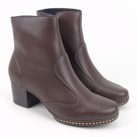 Bota Azaleia Feminina 939/831 Ankle Boot
