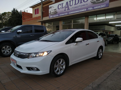 Honda Civic Exs 6mt 136.000km Impecable Automotoresclaudio
