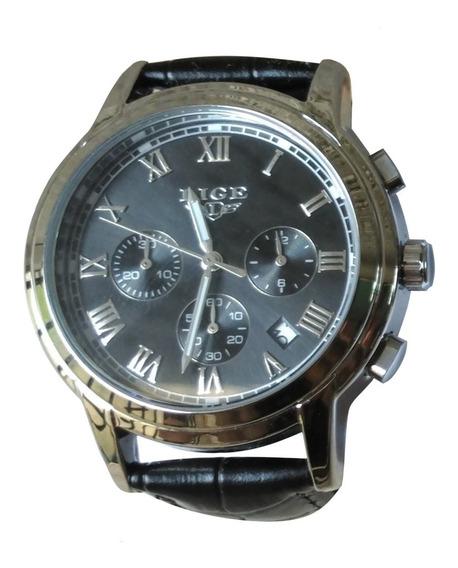 Relógio Masculino De Luxo Lige Original Na Caixa