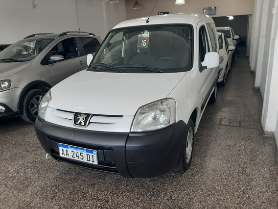Peugeot Partner 1.6 Hdi Furgon Confort 5as 2016
