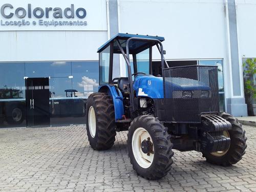 Trator Nh 3880f -4x4- Cafeeiro-ano 2008-10.421 Horas -oferta