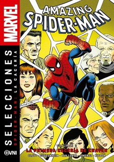 Seleccion Spider-man - Marvel Comics