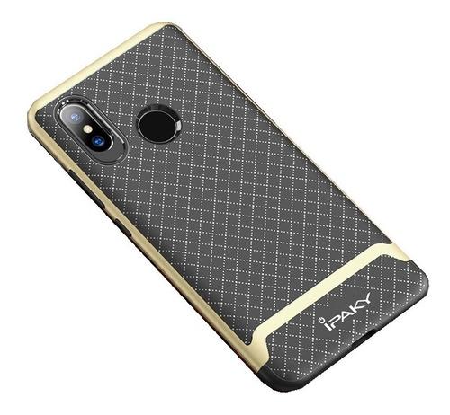 Protector Estuche Xiaomi Mi A2 + Vidrio 6d + V.camara