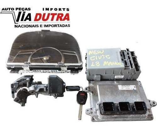 Kit Cold Honda New Civic 1.8 Manual 2007 Até 2011
