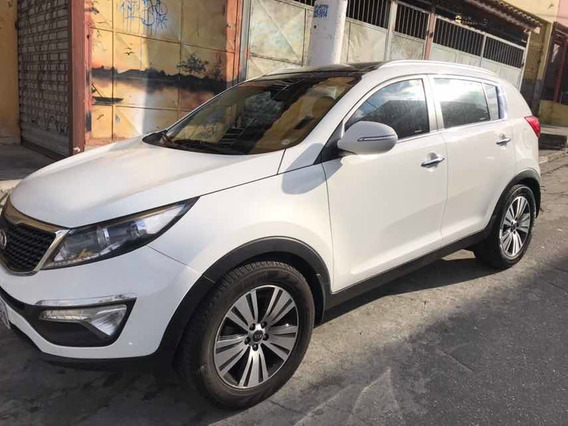 Sportage Ex2 Branco Completo + Teto Solar