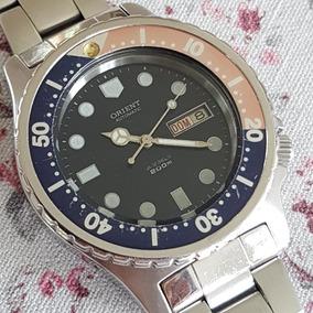 Relógio Orient Tubarão Scuba Diver Antigo Rsc
