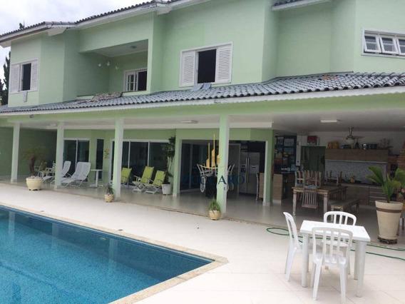 Casa À Venda, 400 M² Por R$ 1.200.000 - Igaratá/sp - Ca3604