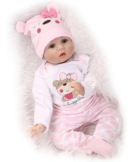 55cm Muñeca Renacido Bebé
