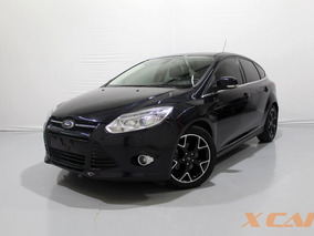 Ford Focus 2.0 Titanium 16v Flex 4p Powershift