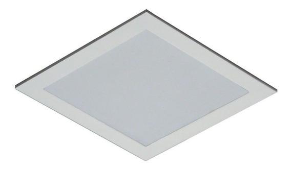 Luminária Embutir Quadrado 8020 Para 1 Lâmpada Bonin