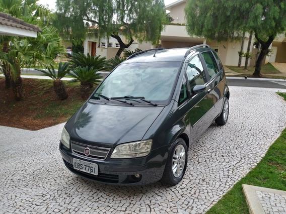 Fiat Idea Elx 1.4 Flex 2010 (ac Dh Vtre Rll Mp3 Al Milha)