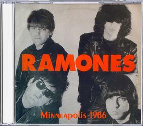 Ramones - Minneapolis 1986