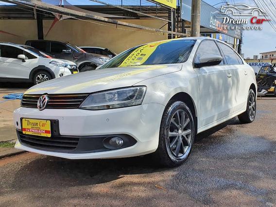 Volkswagen Jetta Comfortline 2.0 Branco 2012