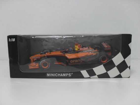 Arrows A23 - Heinz Harald Frentzen - 2002 - Minichamps