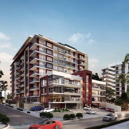 Apartamentos En  Gascue De 1,2 Y 3 Habitaciones