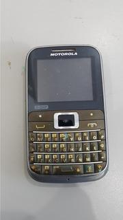 Celular Motorola Ex 117 Para Retirar Peças Os 2018