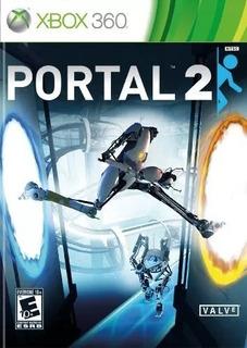 Portal 2 Xbox Nuevo Envio Gratis