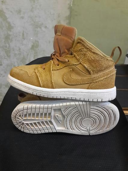Botas Nike Jordan Para Niño