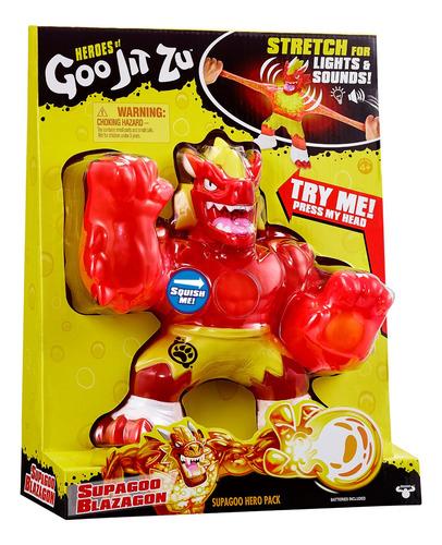 Goo Jit Zu Héroe De Lujo X 1 Surt. Toy Option Far East - 410
