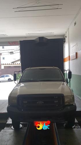 Ford F4000 Sider