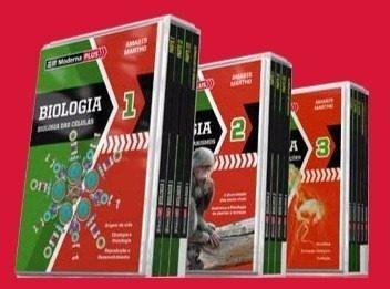 Coleção Amabis- Biologia 1, 2 E 3