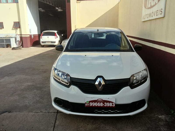 Renault Sandero Authentic 1.0 12v 2019