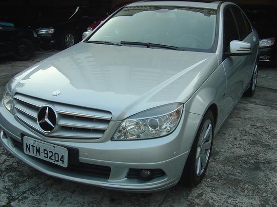 Mercedes Benz C 180 K Classic Completa Com Teto