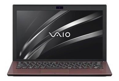 Notebook Vaio S11 Intel I5 8gb Ssd 256gb W10 Home Marrom
