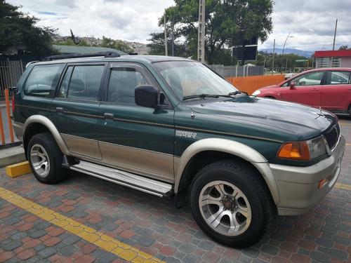 Imagen 1 de 6 de Mitsubishi Montero Sport 1999 4x4, Perfecto Estado.