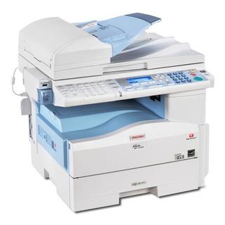 Impresora / Fotoc Multifuncion Laser Oficio Ricoh Mp 171 161