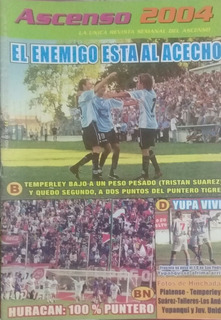 Revista Ascenso N°441.platense,temperley,suarez,talleres Re