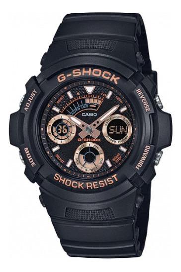 Relógio G-shock Masculino Aw-591gbx-1a4dr Preto