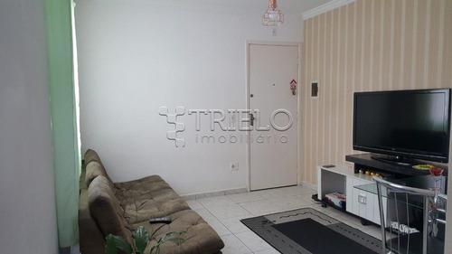 Imagem 1 de 10 de Venda - Apartamento 57 M² - 2 Dormitorios - Mogi Moderno - Mogi Das Cruzes - V-3331