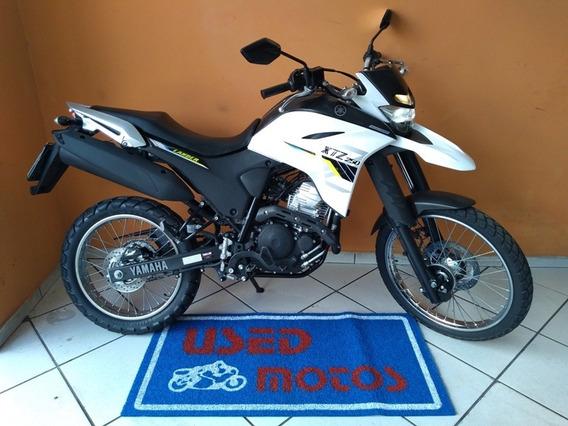 Yamaha Lander 250 2020 Branca