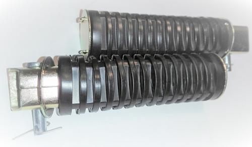 Posapie Trasero Kh Cg Rx125  Cuadrante Con Perno Setx2