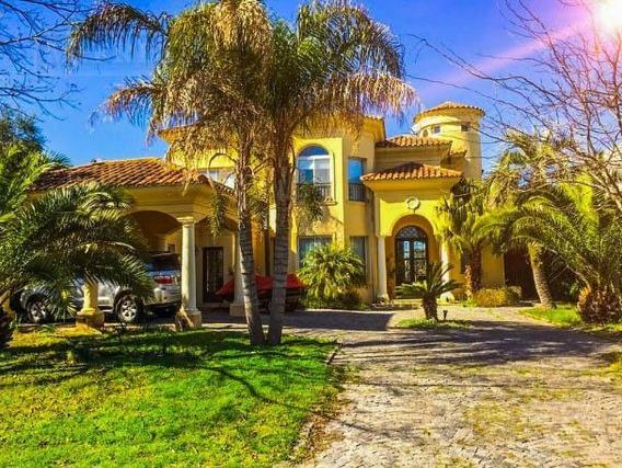 Casa En Venta Sobre Lote Al Río, Apto Crédito - Santa Catalina, Villanueva