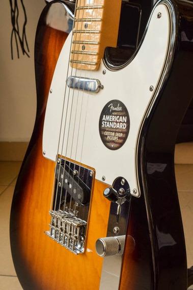 Guitarra Fender Telecaster Americana Sunburst
