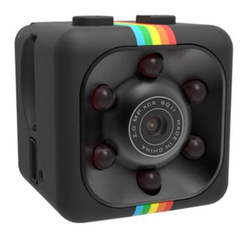 Mini Camara Espia Oculta 1080p Full Hd Fotos Sq11 La Mejor