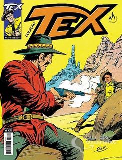 Revista Hq Gibi - Tex Coleção 371