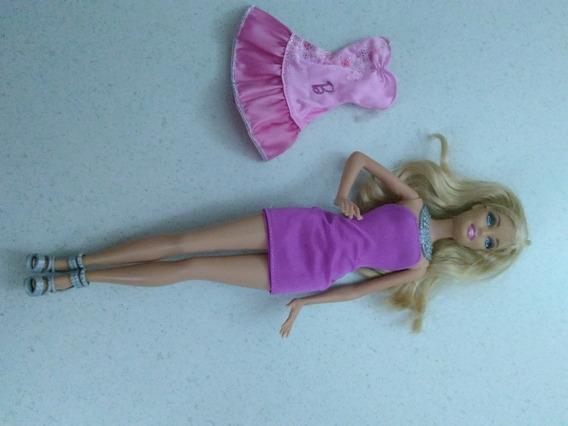 Boneca Barbie Aspira Glitter