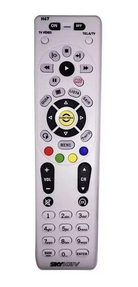 Kit 20 Controles Remoto Original Sky Hdtv Plus Frete Grátis