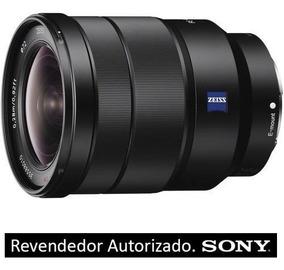 Lente Sony Fe 16-35mm F/4 Za Oss Vario-tessar T* E-mount