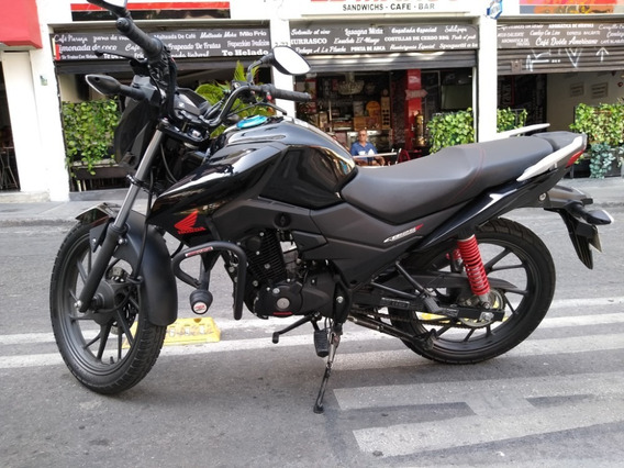 Se Vende Moto Honda Cb 125 F (2020)