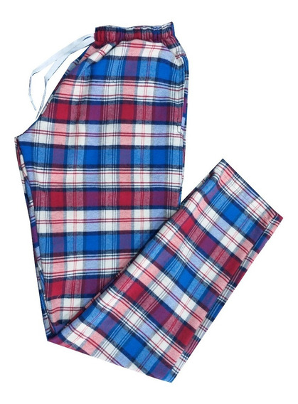 Pantalones A Cuadros Tipo Elepants - T 36-46 Otoño-invierno
