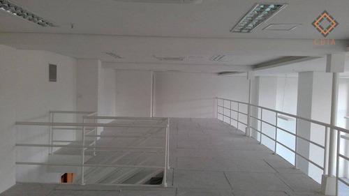 Conjunto Para Alugar, 264 M² Por R$ 13.500,00 - Brooklin - São Paulo/sp - Cj20203