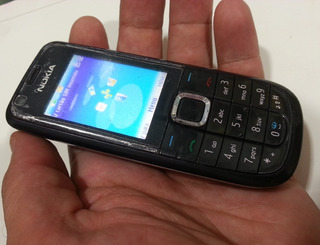 Celular Nokia 3120 Classic Cobertura 3g Flash Cam Sd Radio