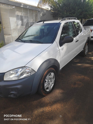 Fiat Strada 2014 Working 3 Portas R$37.000,00