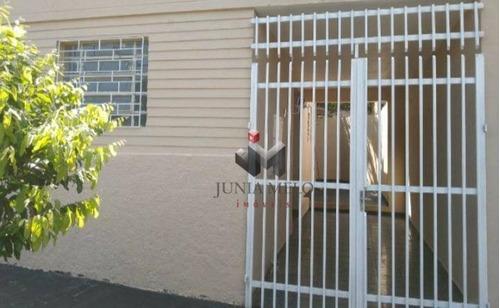 Imagem 1 de 19 de À Venda, Por R$ 245.000 Casa Com 2 Dormitórios  119 M²  - Centro - Ribeirão Preto/sp - Ca0580