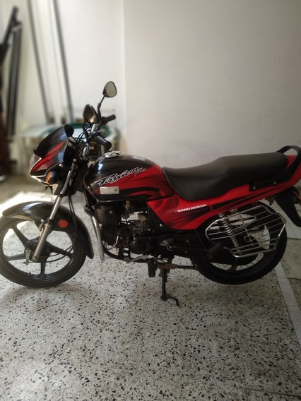 Moto Honda Heros 100